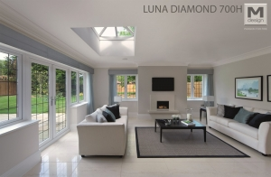 M-Design LUNA DIAMOND 700 H gaz